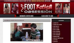 Foot Fetish Foot Worship